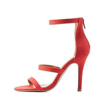 Three-Piece Dress Sandals