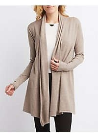 Shawl Collar Cardigan Sweater