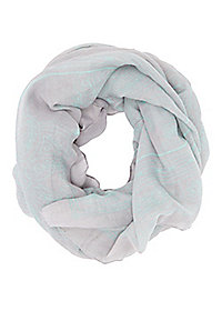 Swirl Printed Oblong Scarf