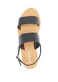 Bamboo Strappy Sandals