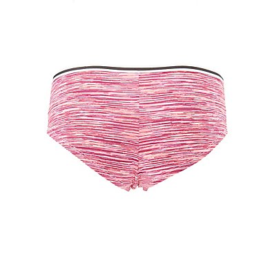 Striped Waistband Boyshort Panties