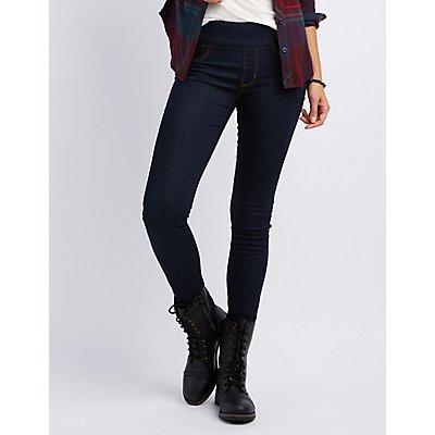 Rewash Skinny Legging Jeans