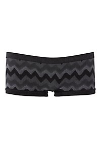 Chevron Seamless Boyshort Panties