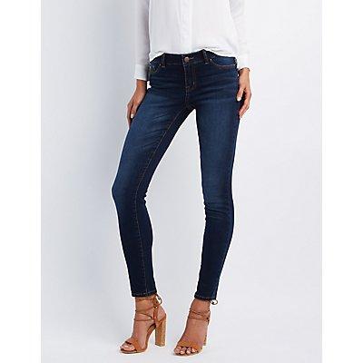 "Refuge ""Push Up Legging"" Lifting Skinny Jeans"