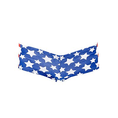 Stars & Stripes Boyshort Panties