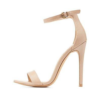 Two-Piece Dress Sandals
