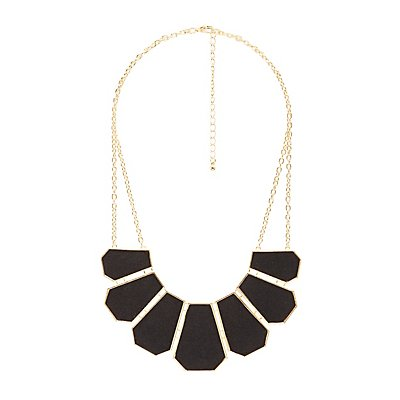Chevron Collar Necklace