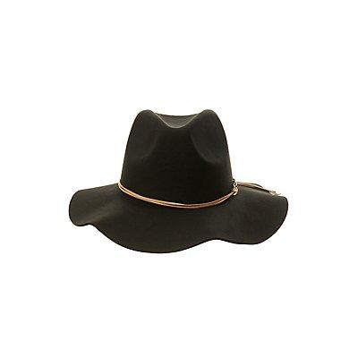 Floppy Felt Panama Hat
