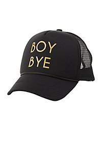 Boy Bye Trucker Hat