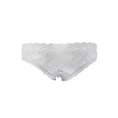 Scalloped Lace Hipster Panties