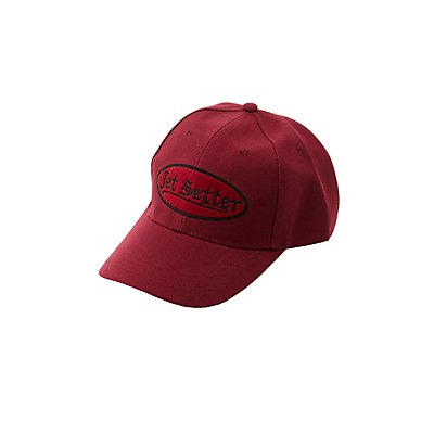 Jet Setter Baseball Hat
