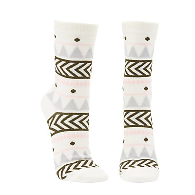 Tribal Boot Socks - 2 Pack