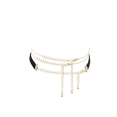 Gemini Zodiac Choker Necklaces -3 Pack