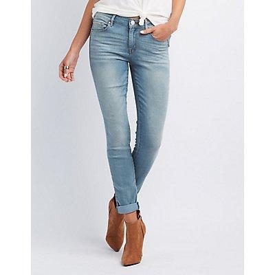 "Refuge ""Boyfriend"" Jeans"