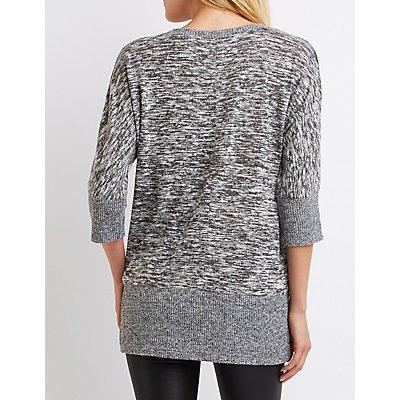 Hacci Dolman Sweater
