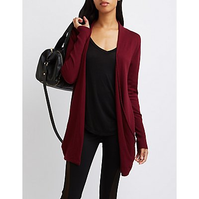 Slouchy Pocket Cardigan