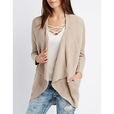 Cascade Cocoon Pocket Cardigan