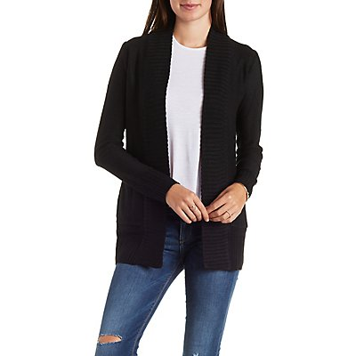 Patch Pocket Cardigan
