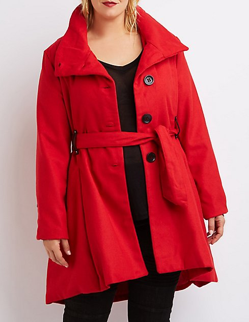 Women's Plus-Size Outerwear: Free Shipping on orders over $45 at atrociouslf.gq - Your Online Women's Plus-Size Clothing Store! Get 5% in rewards with Club O! skip to main content. Excelled Women's Plus Size Wool Blend Double Breasted Peacoat with Waist Tab Detail. 7 Reviews.