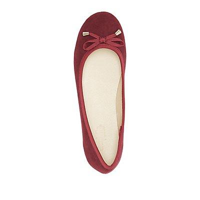 Bow Ballet Flats