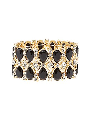 Plus size jewelry accessories charlotte russe for Plus size jewelry bracelets