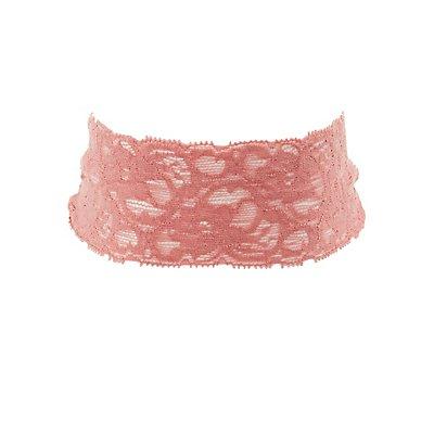 Plus Size Lace Choker Necklace