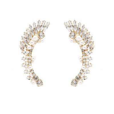 Embellished Ear Cuffs