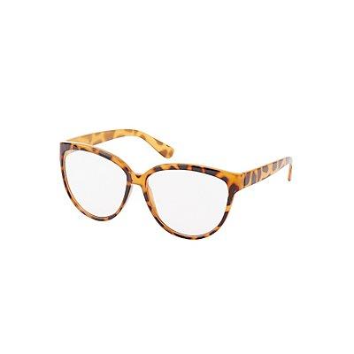 Leopard Cat Eye Readers