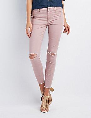 Refuge Colored Skintight Legging Jeans