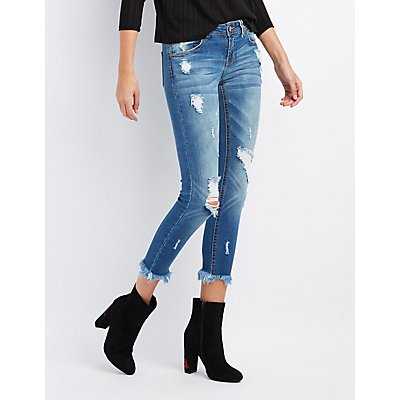 Jeans on Sale | Charlotte Russe