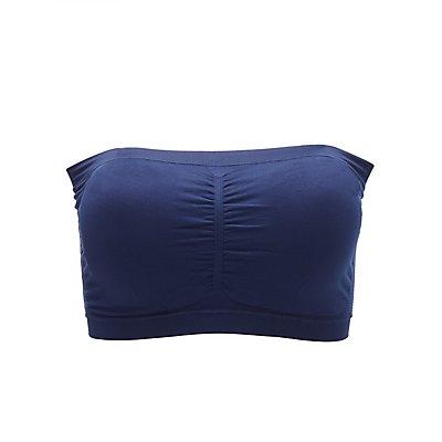 Plus Size Bandeau Bra | Charlotte Russe