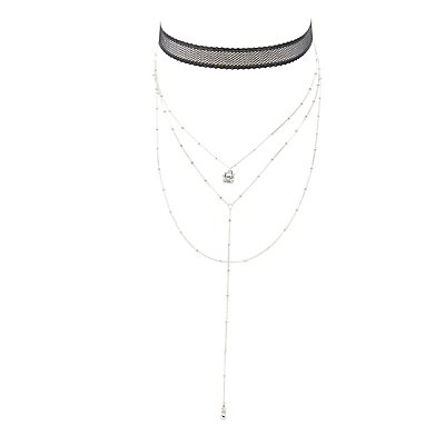 Tiered Statement Necklace