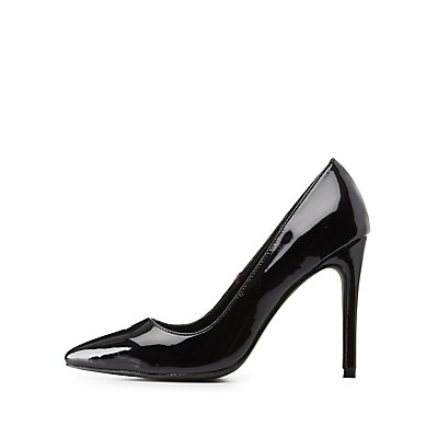 Patent Pointed Toe Pumps