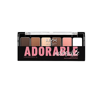 NYX Adorable Eye Shadow Palette