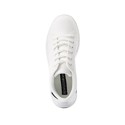 Classic Lace-Up Sneakers