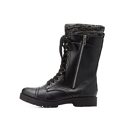 Where To Get Combat Boots - Cr Boot