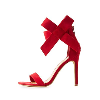 Bow Two-Piece Sandals