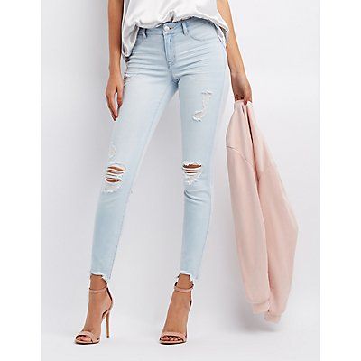Women's Jeans, Jeggings & Trendy Denim | Charlotte Russe