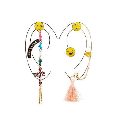 Ear Cuff & Earrings Set