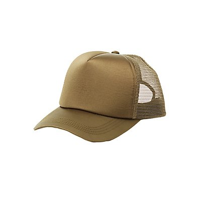 Satin Trucker Hat