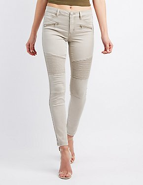 Skinny Jeans: High-Waist, Ripped & Cropped | Charlotte Russe