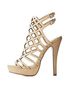 High Heels & High Heel Sandals   Charlotte Russe