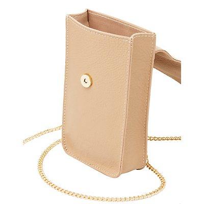 Mini Tassel Crossbody Bag