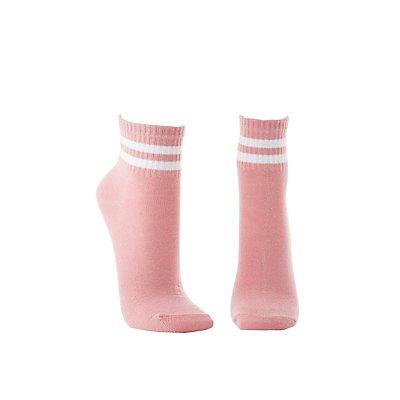 Varsity Stripe Tube Socks - 2 Pack