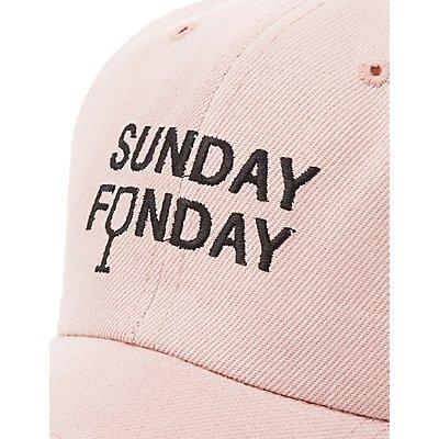 Sunday Funday Baseball Hat