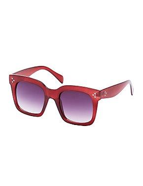Square Oversize Sunglasses