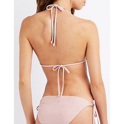 String Bikini Top