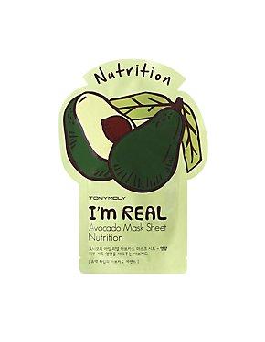 TONYMOLY Nutrition Avocado Face Mask