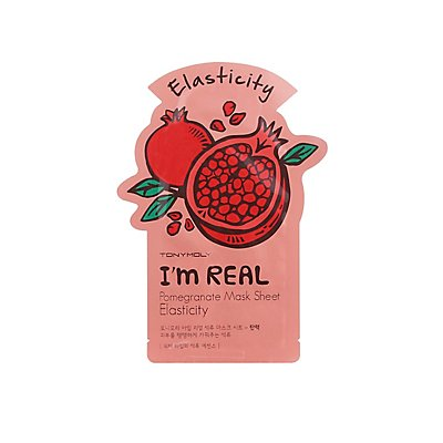 TONYMOLY Elasticity Pomegranate Face Mask