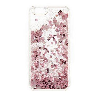 Bunny Glitter iPhone 6 Case